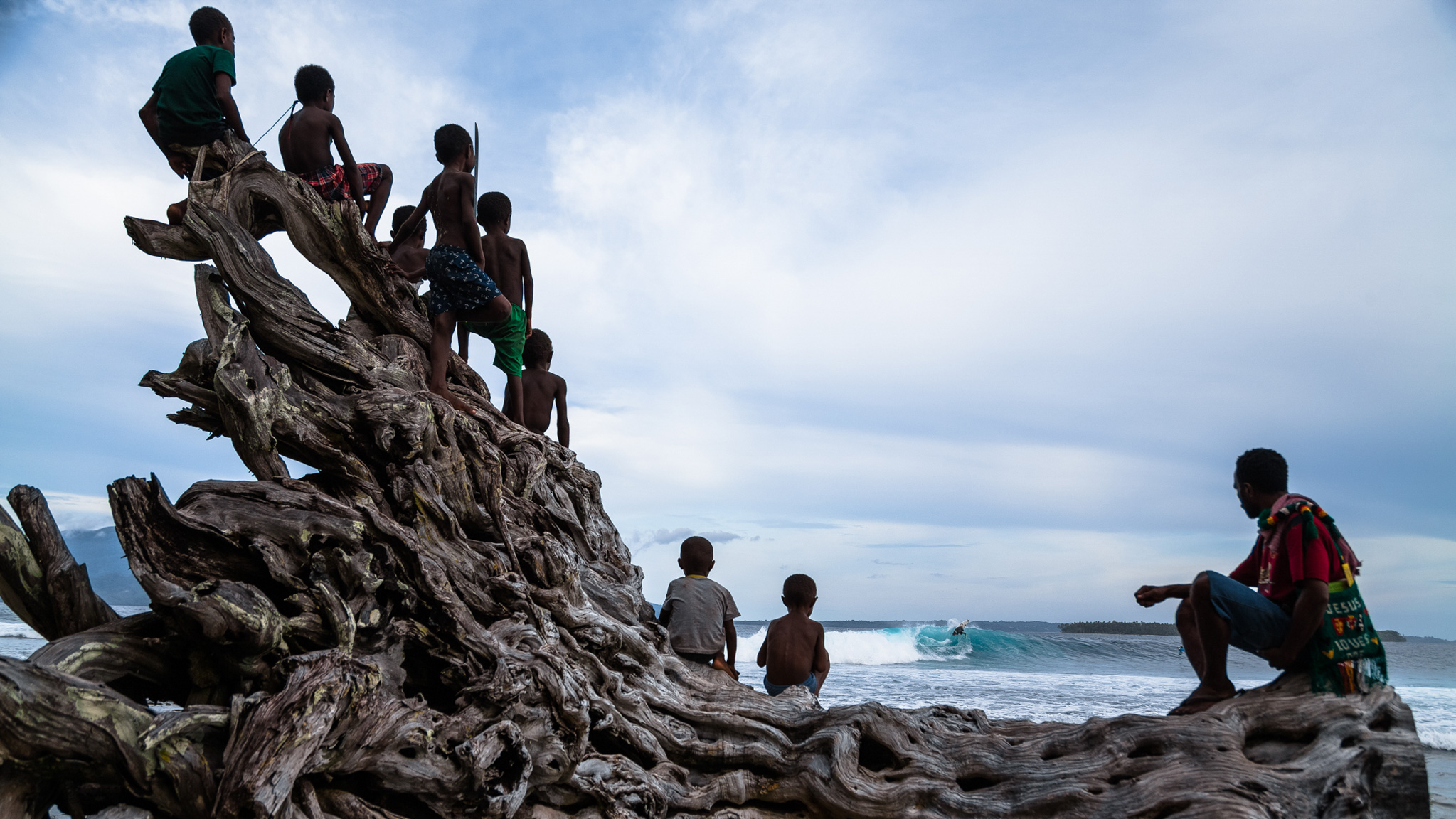 Josh Moniz, Papua New Guinea