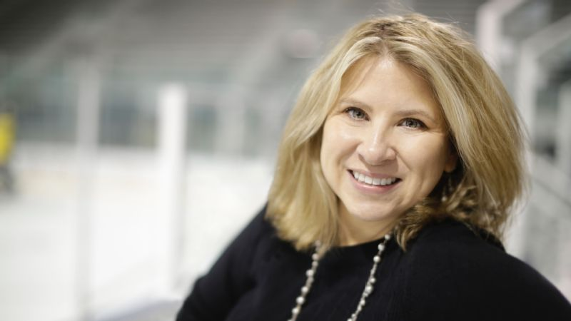 Joanne Gerster is a sports journalist in-residence at Michigan State's College of Communication Arts and Sciences.