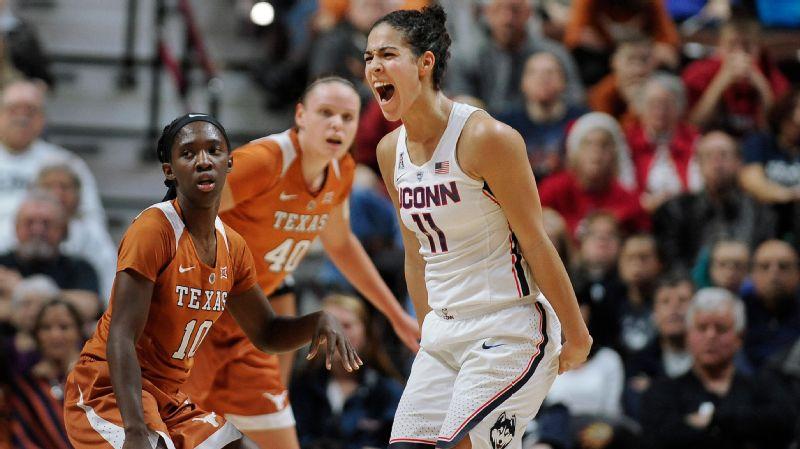 UConn vs. Texas
