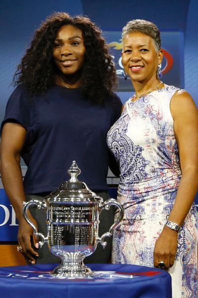Katrina Adams convinced TV producers that they needed diversity in the booth when the top two women's tennis players were Venus and Serena Williams.