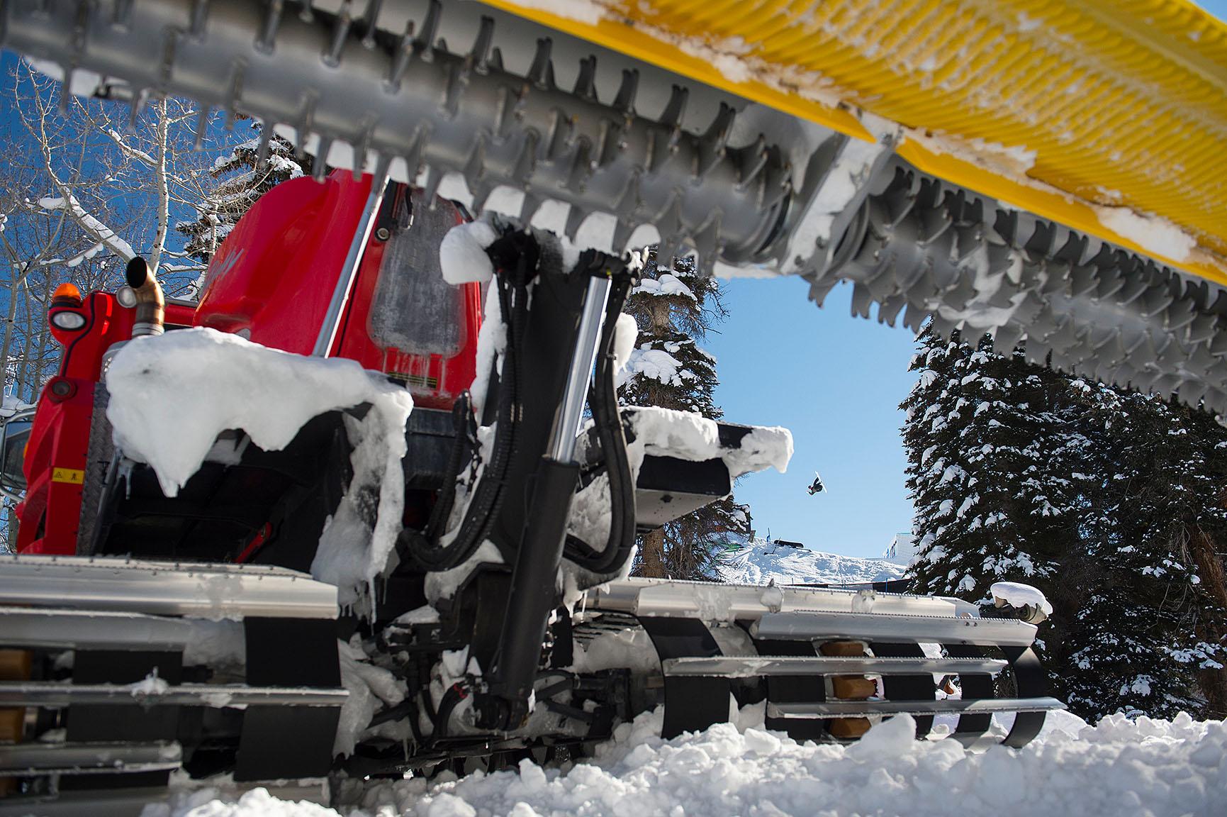 Sven Thorgren, Snowboard Slopestyle Qualifier