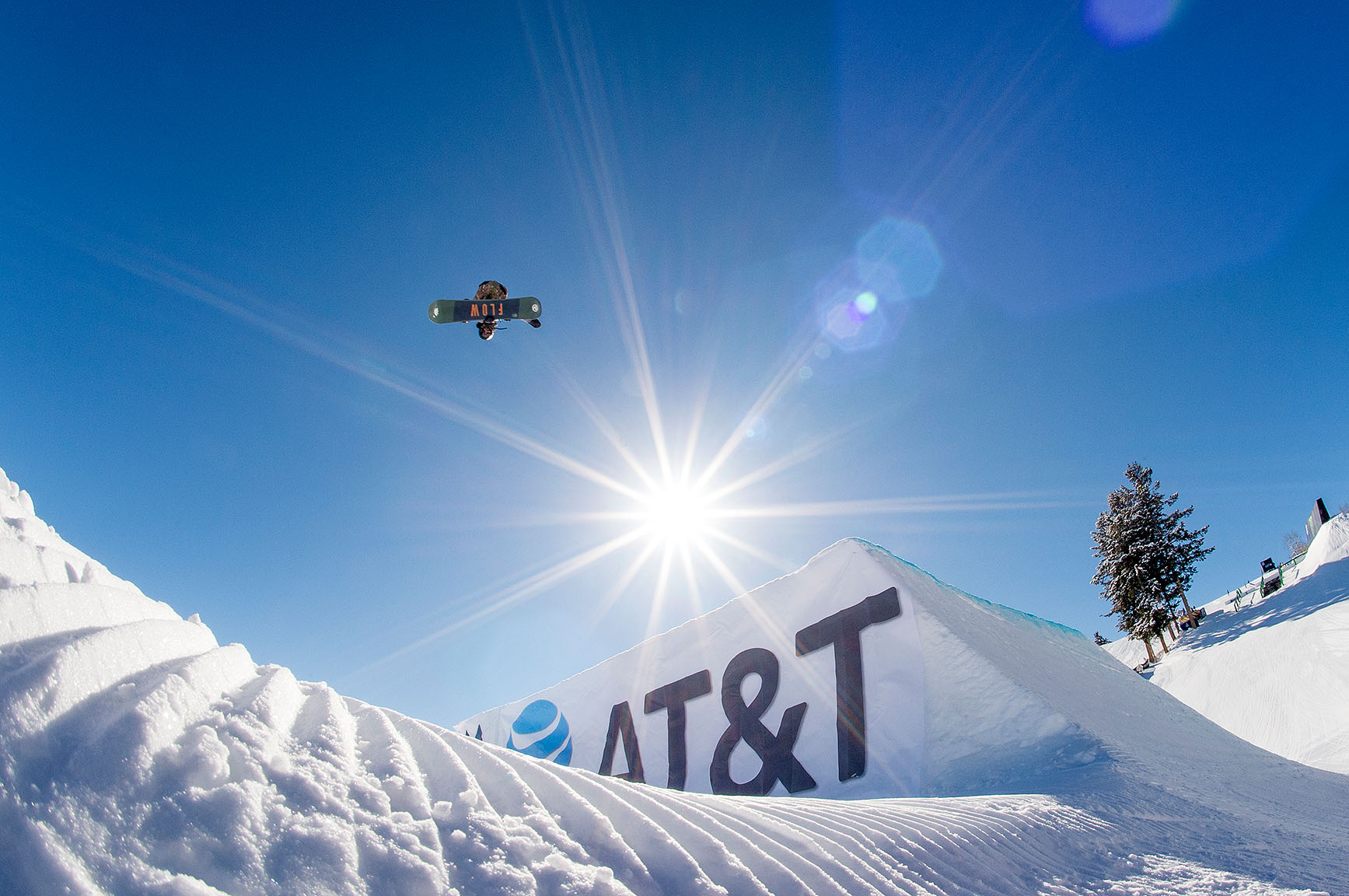Eric Beauchemin, Snowboard Slopestyle Qualifier