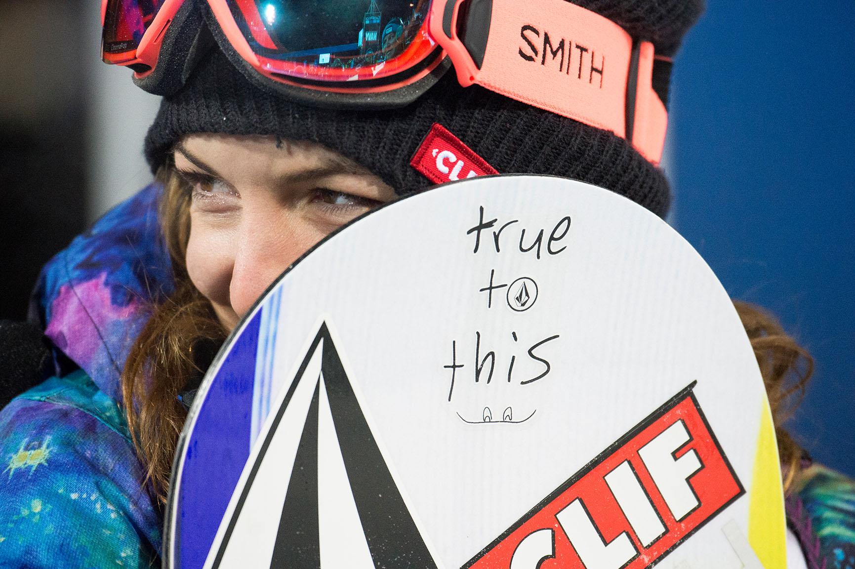 Elena Hight, Snowboard SuperPipe