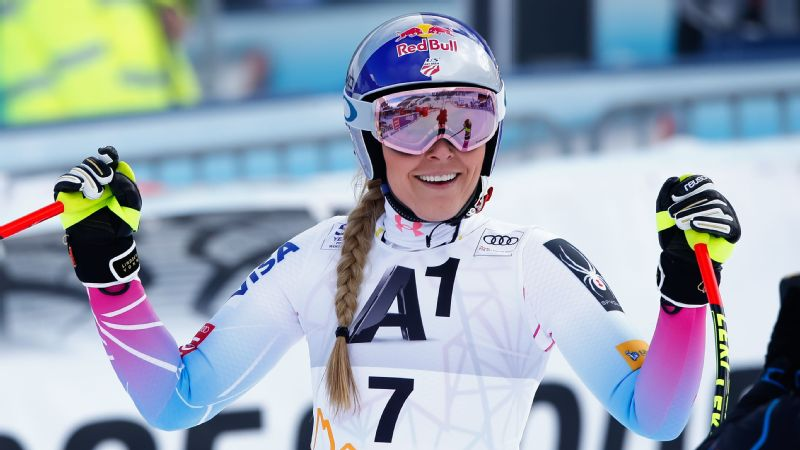 Lindsey Vonn will compete in this week's world championships in St. Moritz, Switzerland, but not without challenges that include nerve damage in her hand.