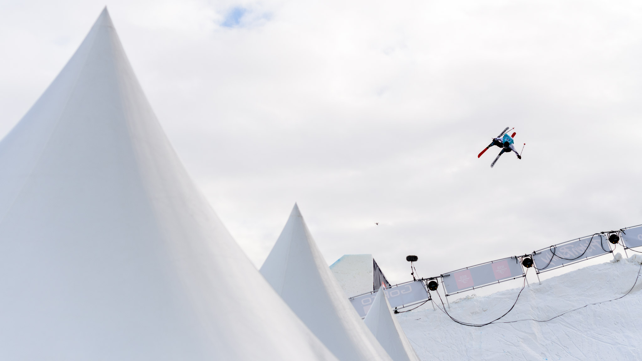 Jackson Wells, Men's Ski Big Air Elims