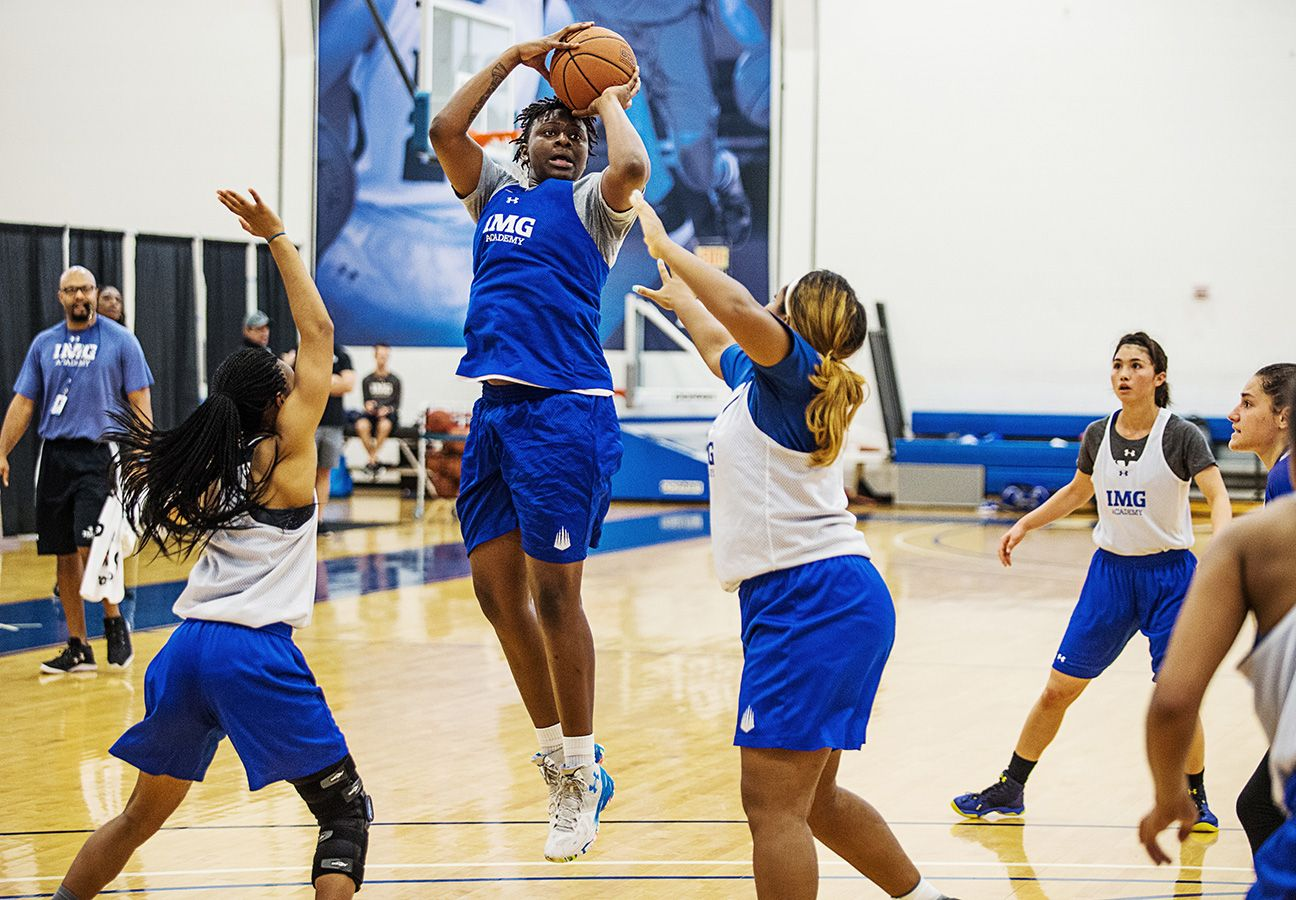 When Rellah Boothe unleashes her basketball skills, there are few who can match up.