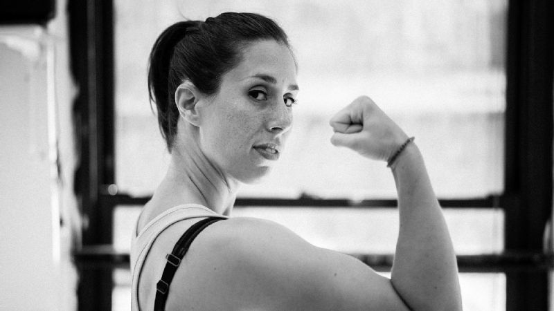 Rachel Piazza's concrete tools of feminist self-defense are rooted in Brazilian jiu-jitsu.