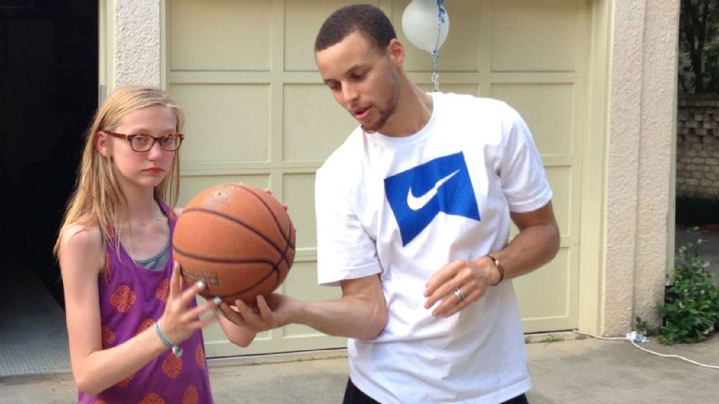 Cameron Brink Steph Curry