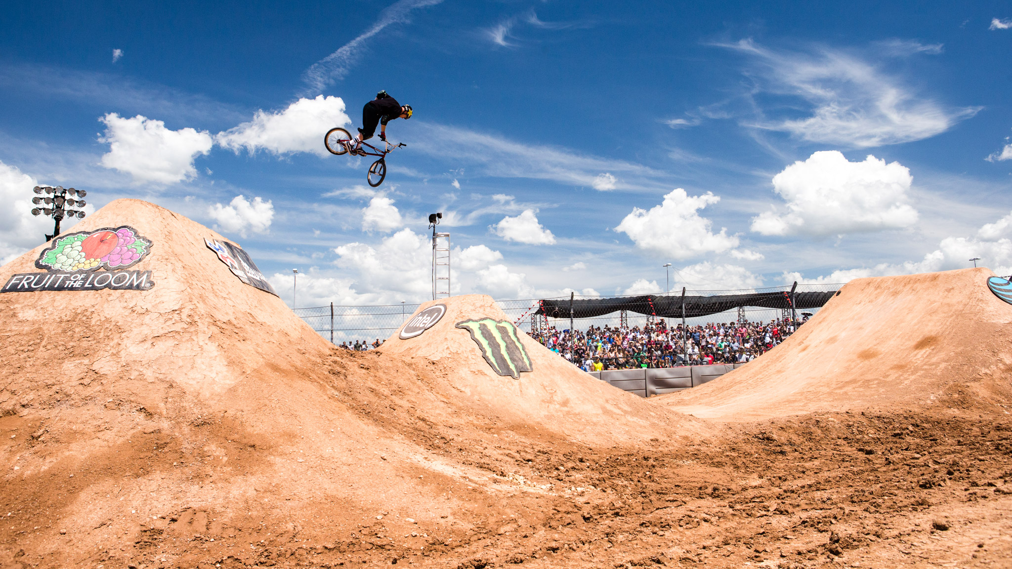 Ryan Nyquist: BMX Dirt