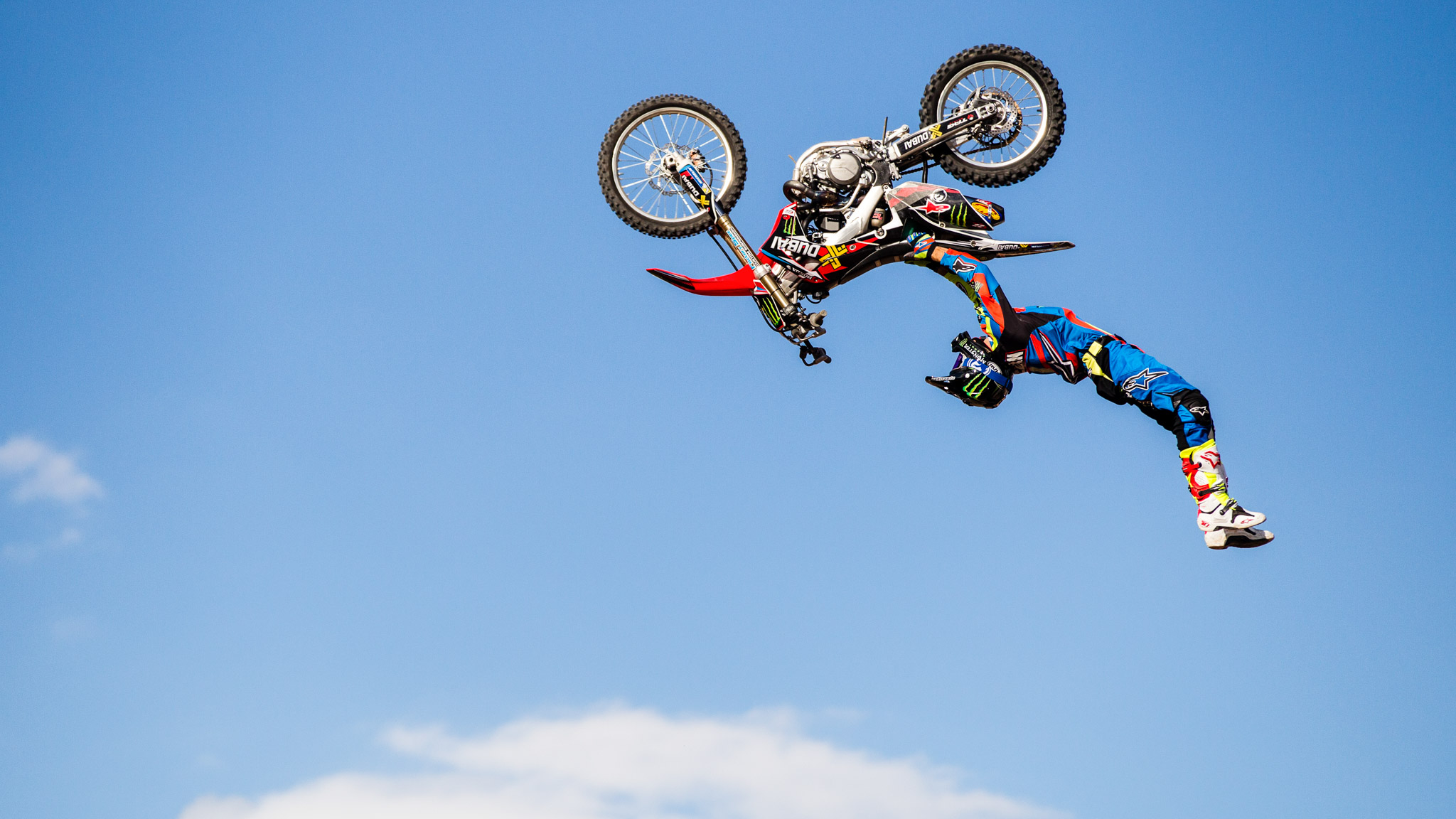 Josh Sheehan: Moto X Best Trick/Freestyle