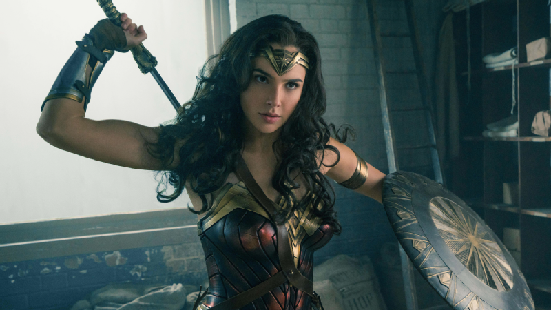 Gal Gadot takes on the lead role in action adventure film Wonder Woman.