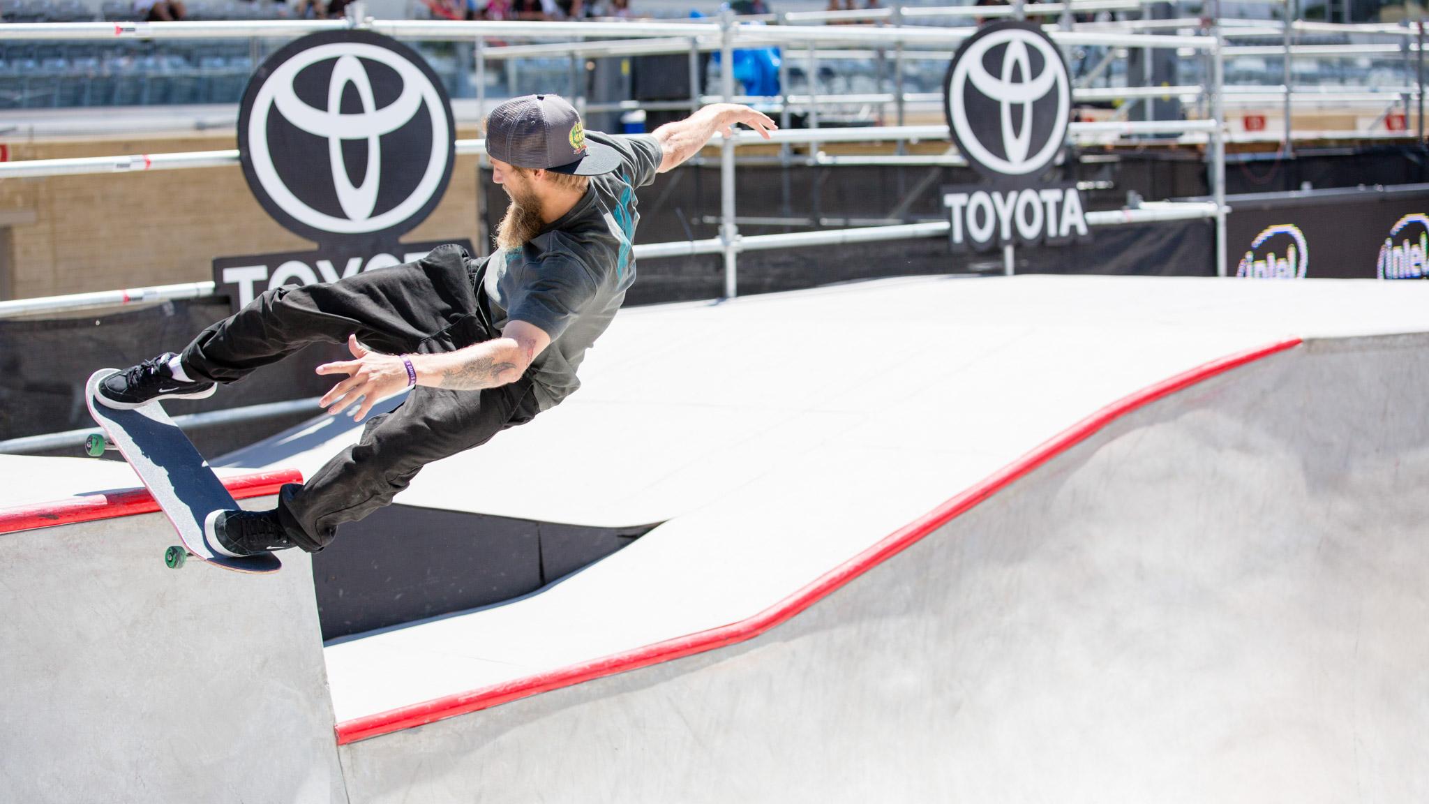 Skateboarding: Greyson Fletcher