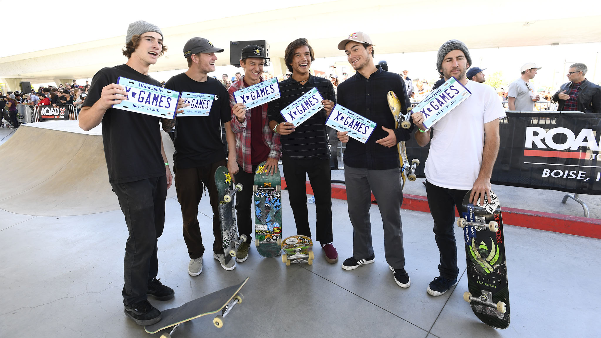 Men's Skateboard Park Qualifiers
