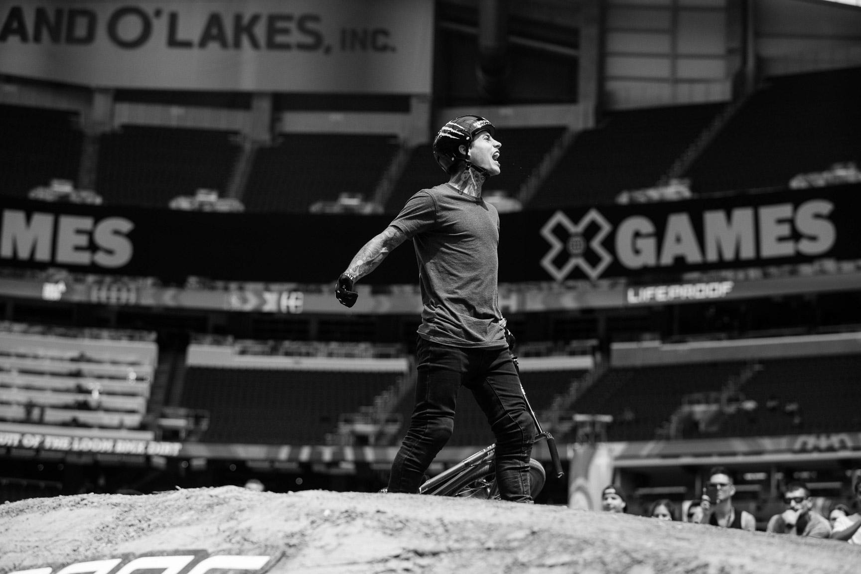 Kyle Baldock, Dave Mirra BMX Park Best Trick