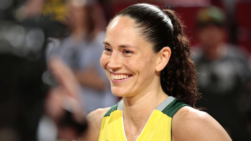 Sue Bird opened up about her relationship with soccer star Megan Rapinoe.