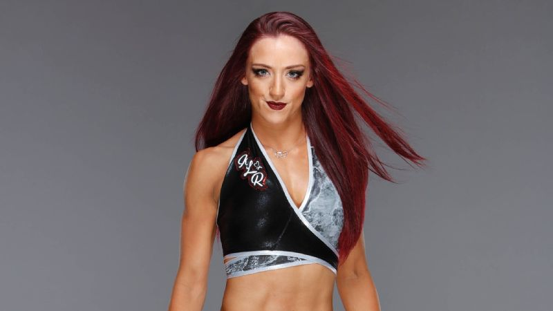 Scottish sensation Kay Lee Ray carries a strong reputation as the reigning ICW women's champion.