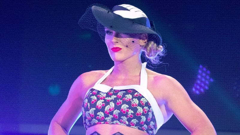 Lacey Evans is a Mae Young Classic star who's living the real American Dream.