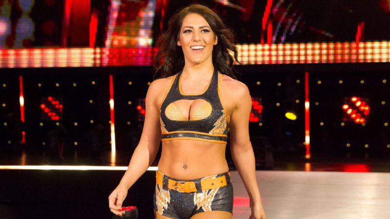 Tessa Blanchard is  blazing down the path she's created for herself as one of the 32 women competing in the WWE's inaugural Mae Young Classic.