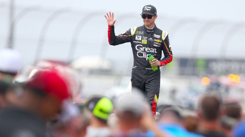 Kasey Kahne says 2018 will be his final season as a full-time NASCAR Cup Series driver.