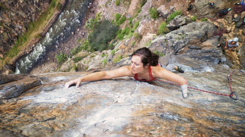 Maureen Beck has won four national paraclimbing titles and the 2016 IFSC Paraclimbing World Championship title.