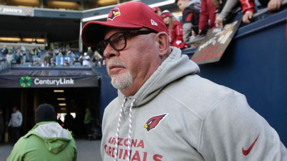 bbe2401b Arizona Cardinals' Bruce Arians announces retirement from coaching