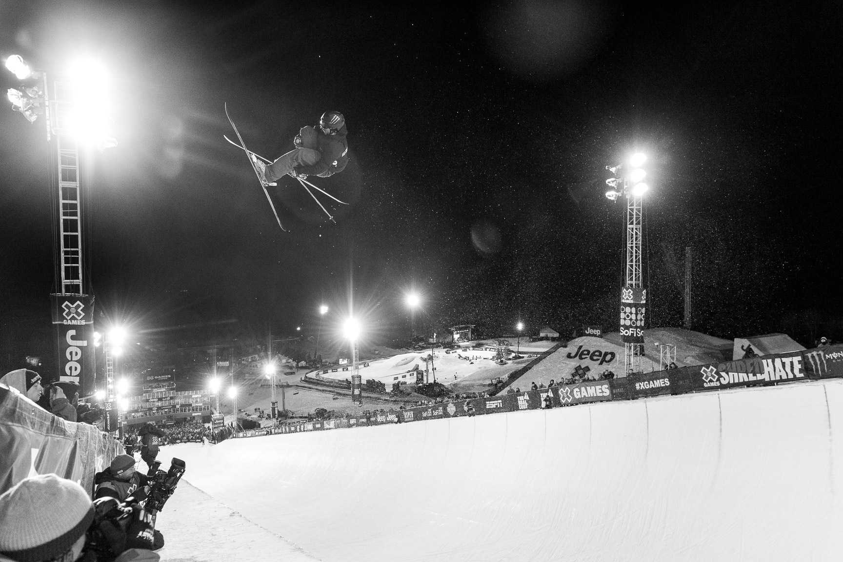 David Wise, Men's Ski SuperPipe Final