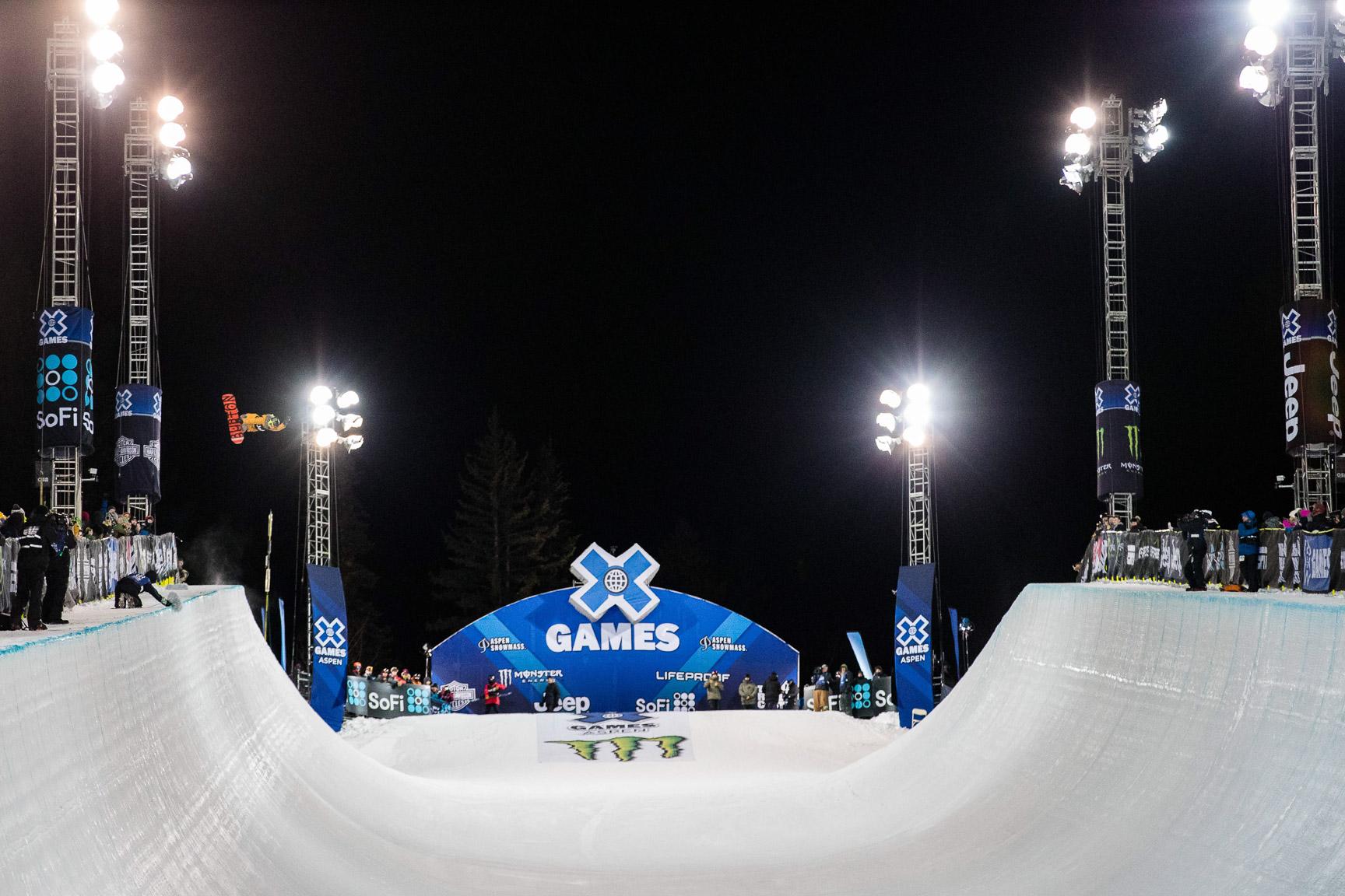Chloe Kim, W's Snowboard SuperPipe Final