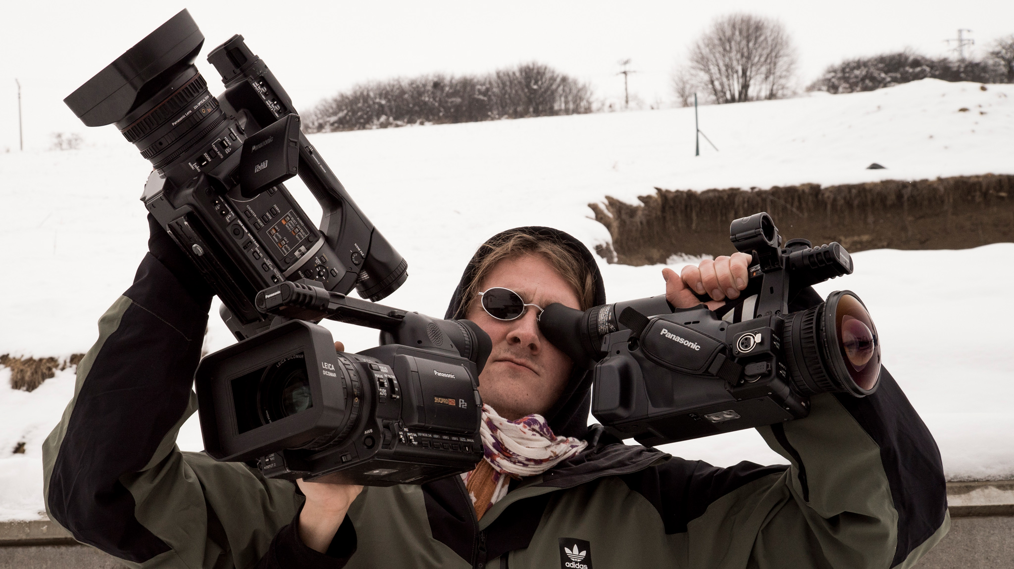Granr's filmer: Gustav Cavallin