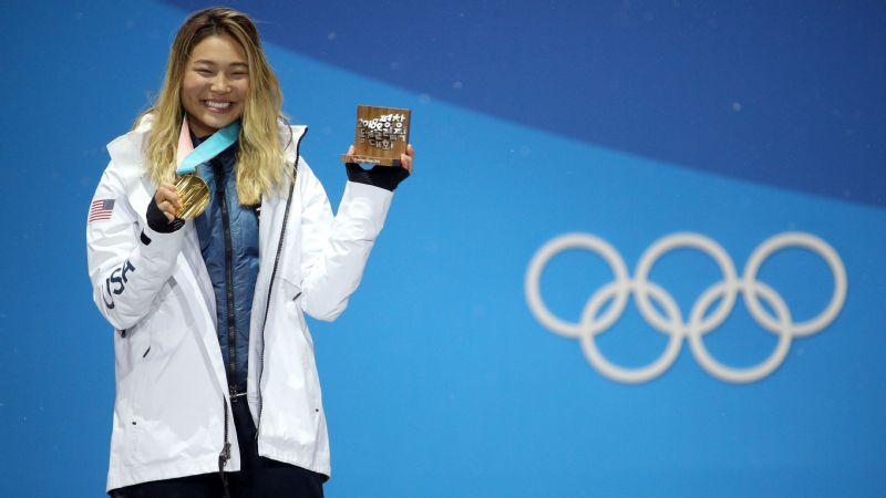Chloe Kim's Twitter following has risen from fewer than 15,000 followers before the Olympics to more than 287,000.