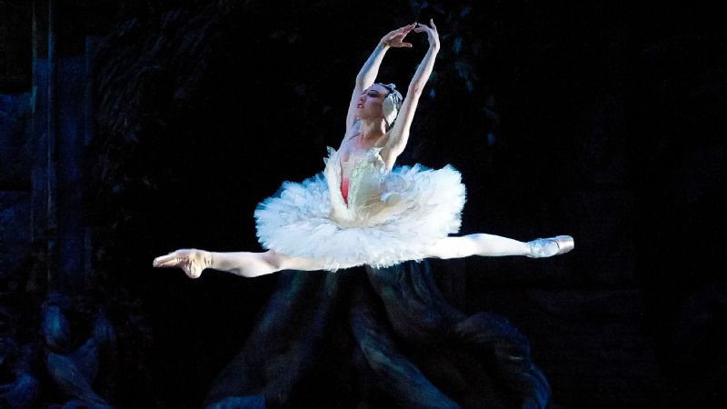 Isabella Boylston has been dancing with the American Ballet Theatre since 2005 and was named a principal dancer in 2014.