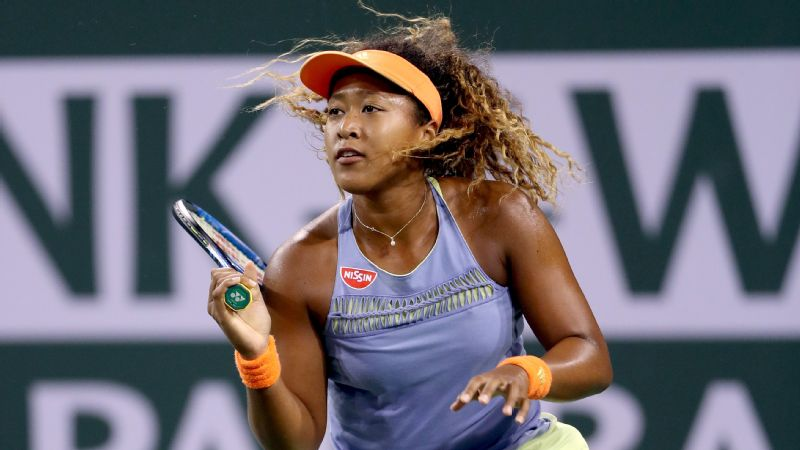 Only 20 years old, Naomi Osaka is establishing herself as one of the brightest up-and-comers on the WTA Tour.