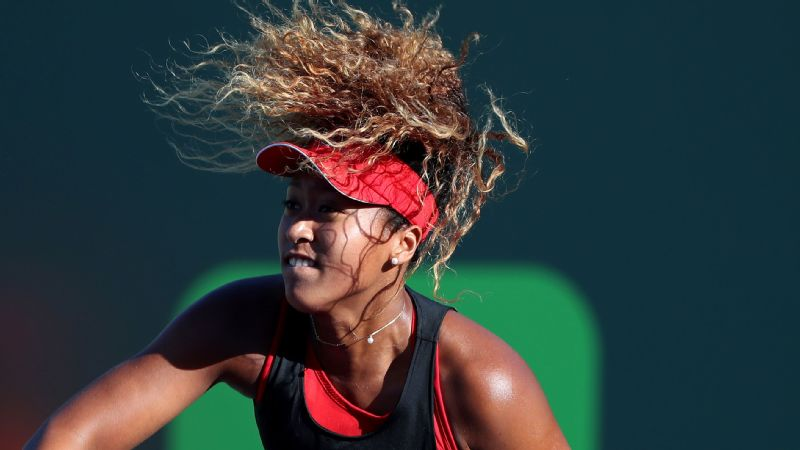 She was as excited as she was nervous to play Serena Williams, but in the end, Naomi Osaka was simply dominant.