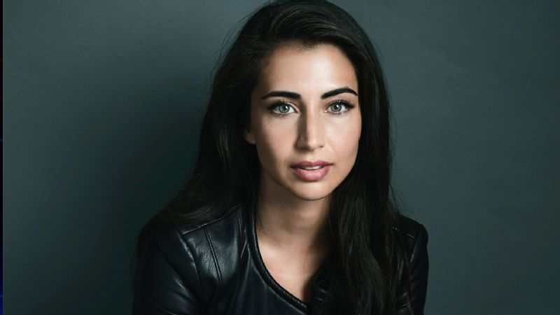 Dilan Gwyn plays Willa Frost in Freeform's supernatural thriller, Beyond.