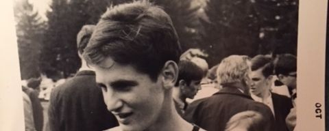 Pioli, 66, ran for the first time in 1964 when he was 11 years. He continued running several short- and long-distance races before picking up marathon running in 1981.