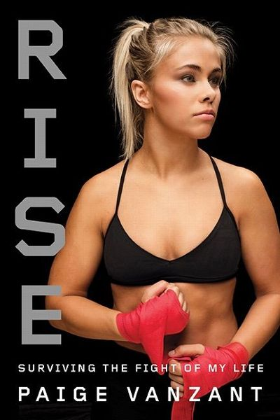 RISE: Surviving the Fight of My Life book cover.
