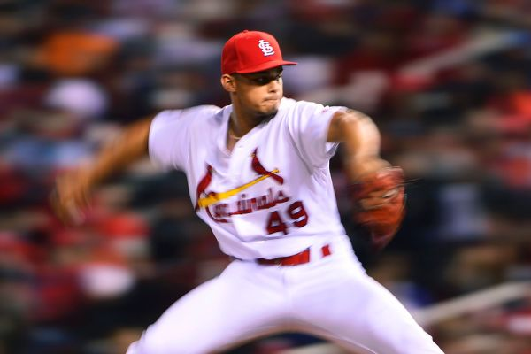 Cardinals rookie Jordan Hicks says he gets what Bud Norris is trying to accomplish as a locker room leader.