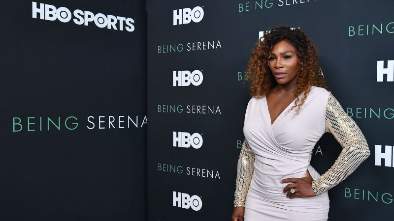 The HBO documentary series Being Serena premieres May 2 at 10 p.m. ET.