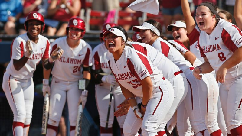 Oklahoma softball