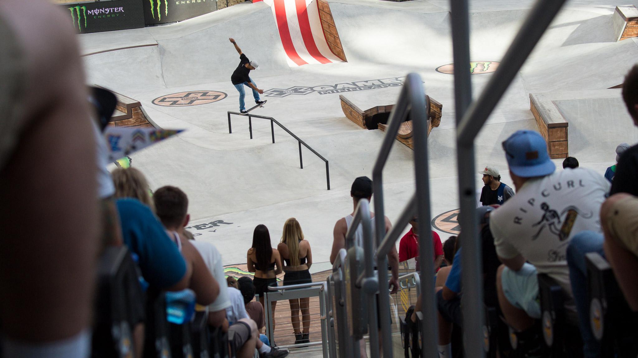 Men's Skateboard Street