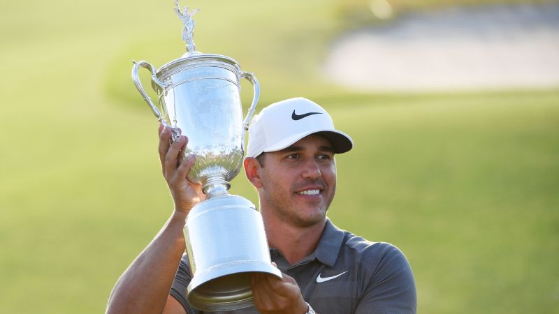 Brooks Koepka is the first repeat U.S. Open champion since Curtis Strange in 1988-89.