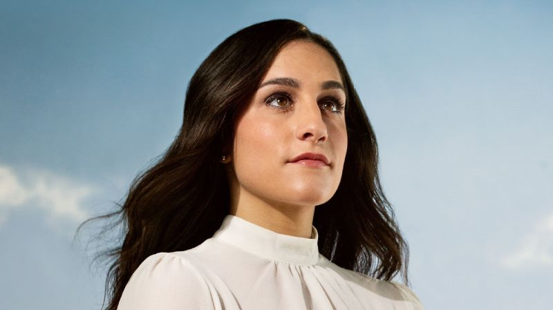 I know that talking about it is helping other people and creating change, says Olympic gold medalist Jordyn Wieber. If it's allowing young girls to be safer in our sport, then that makes it all worth it.
