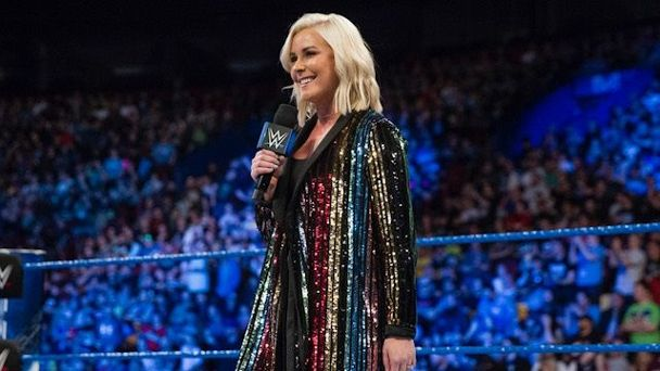 Renee Young will serve as part of the three-person commentary team for the second annual Mae Young Classic, alongside Beth Phoenix and Michael Cole.