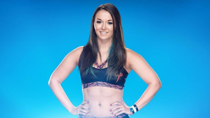 After suffering an ACL injury in the lead-up to the inaugural Mae Young Classic in 2017 that took her out of action for a year, Tegan Nox fully recovered -- only to suffer a freak injury to her other knee during this year's MYC.