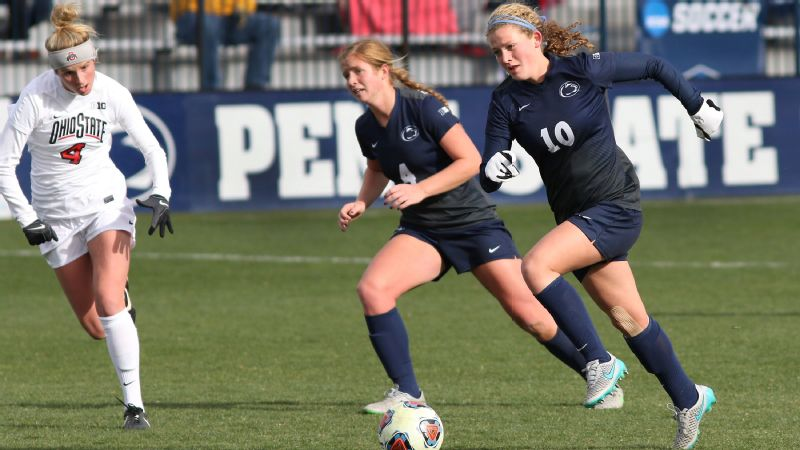 Emily Ogle, MF, Penn State