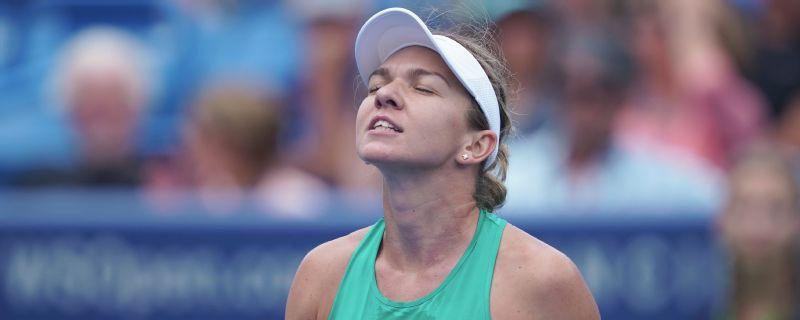 Simona Halep will still end the 2018 season as world No. 1