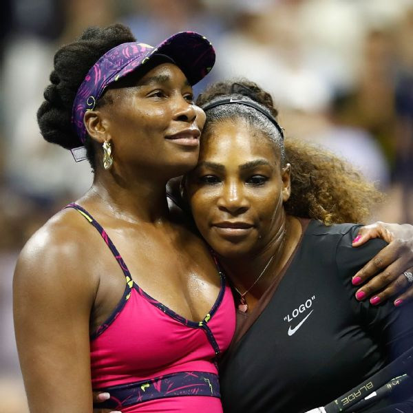 Venus lost to Serena in the Williams sisters' 30th matchup as pros.