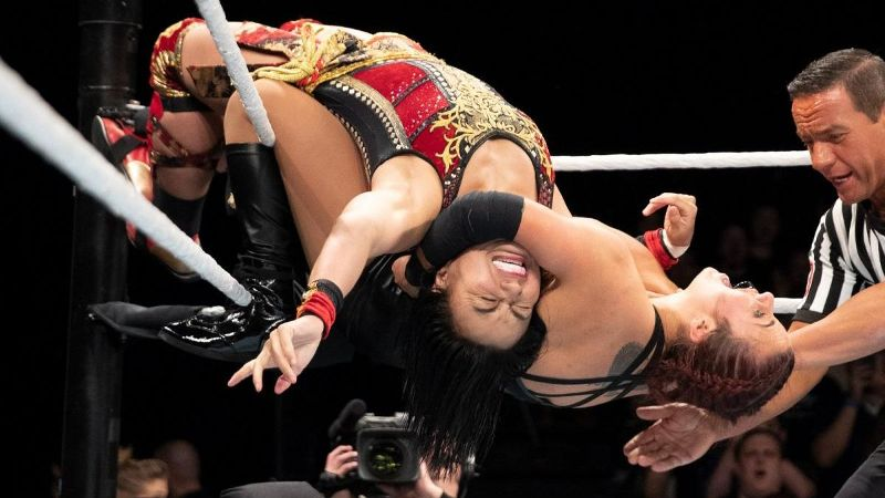 Killer Kelly and Meiko Satomura main-evented the first night of the second WWE Mae Young Classic, in a match that raised the bar for everyone who had to follow them in that tournament.