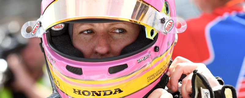 IndyCar racer Pippa Mann argues W Series is a step backwards for women racing drivers.