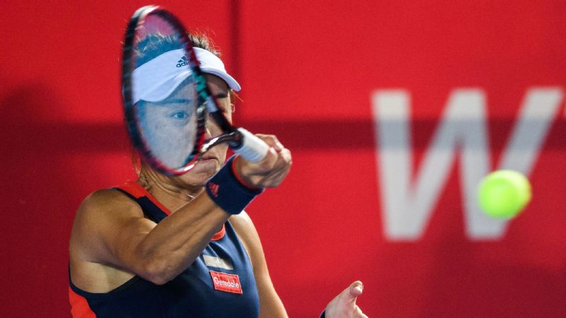 China's Wang Qiang will play Svitolina in the quarterfinals after her win over Christina McHale of the USA.