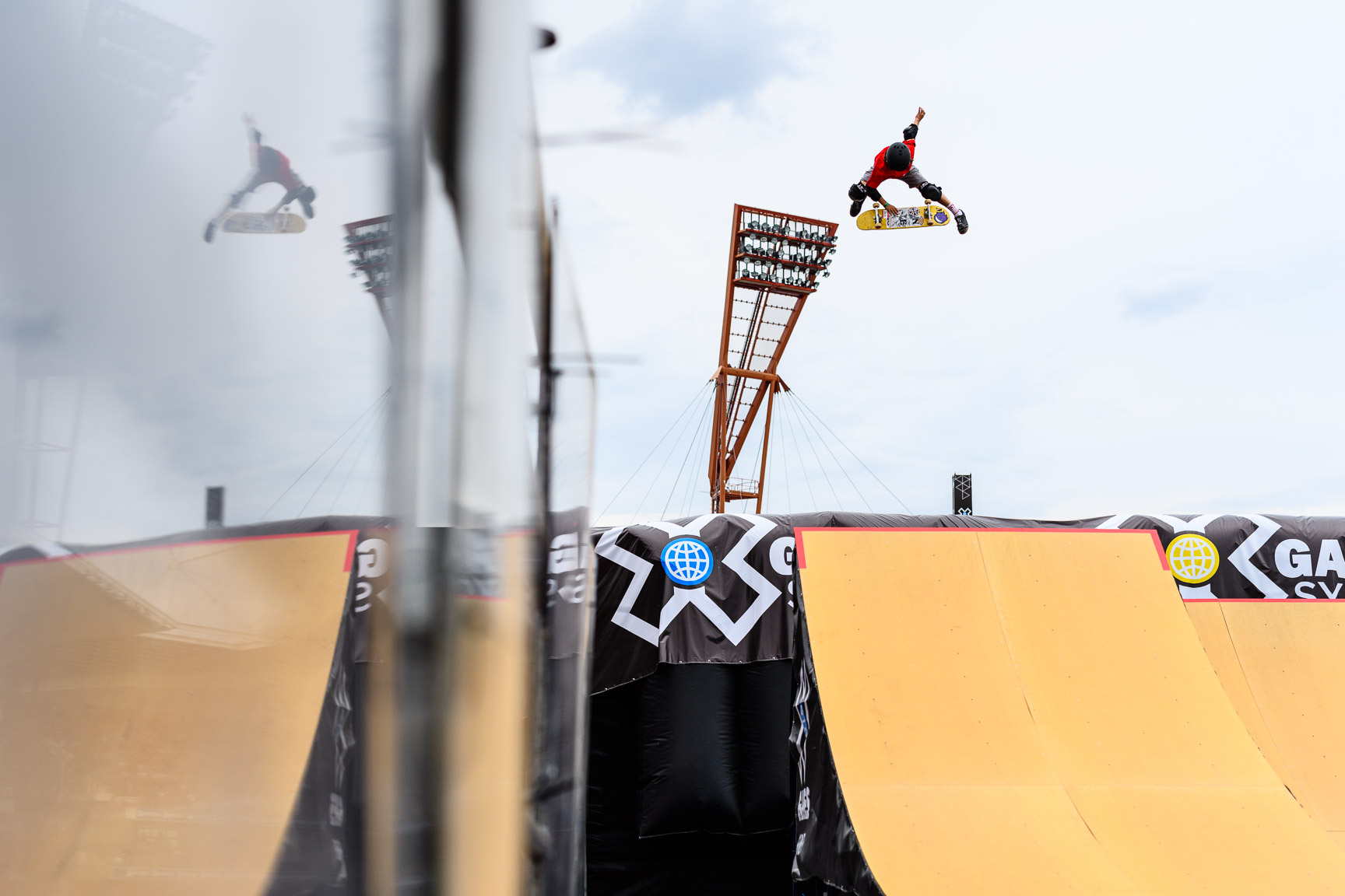 Toby Ryan, Skateboard Big Air Final